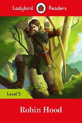 Ladybird Readers Level 5 Robin Hood book
