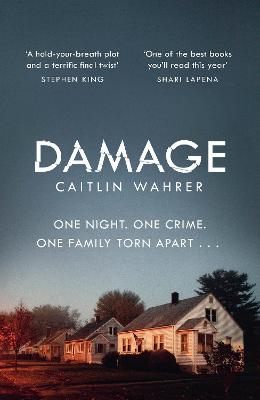 Damage: An unputdownable and emotionally gripping debut with a twist you won't see coming by Caitlin Wahrer