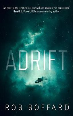 Adrift by Rob Boffard