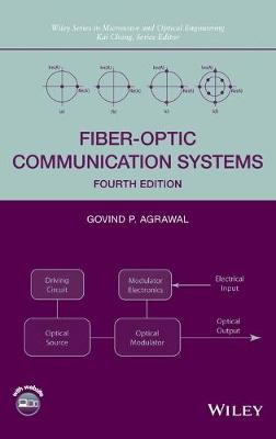 Fiber-optic Communication Systems 4E W/CD by Govind P. Agrawal