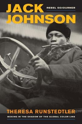 Jack Johnson, Rebel Sojourner book