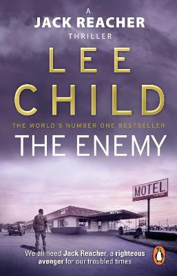 Jack Reacher: #8 The Enemy by Lee Child
