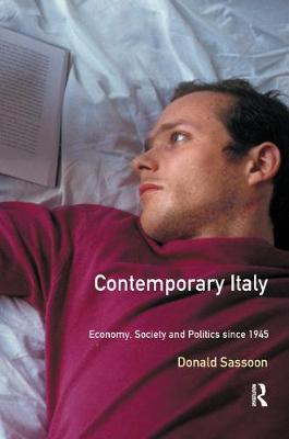 Contemporary Italy by Donald Sassoon