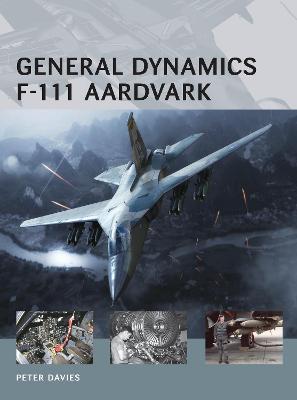 General Dynamics F-111 Aardvark book
