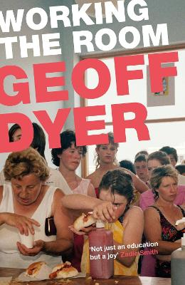 Working the Room by Geoff Dyer