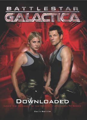Battlestar Galactica - Downloaded by Sharon Gosling