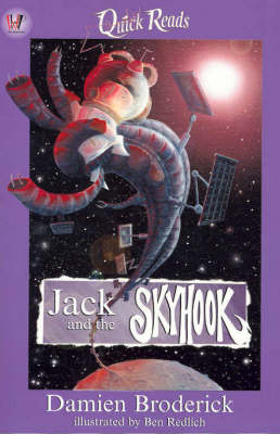 Jack and the Skyhook by Damien Broderick