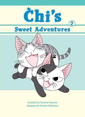 Chi's Sweet Adventures, 2 by Konami