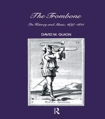 Trombone by D. M. Guion