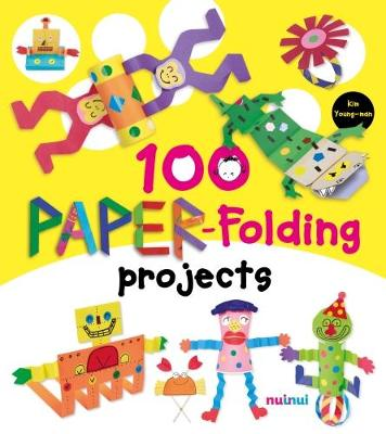 100 Paper-Folding Projects by Kim Young-Man