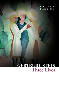 Three Lives book