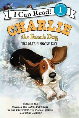 Charlie the Ranch Dog: Charlie's Snow Day book