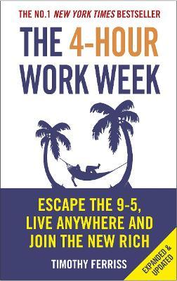 4-Hour Work Week book