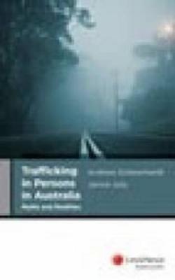 Trafficking in Persons in Australia by Schloenhardt