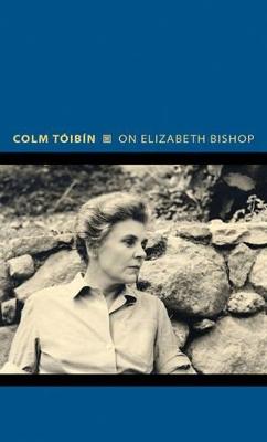 On Elizabeth Bishop book