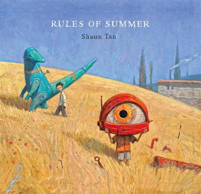 Rules of Summer by Shaun Tan