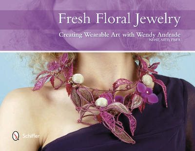 Fresh Floral Jewelry by Wendy Andrade
