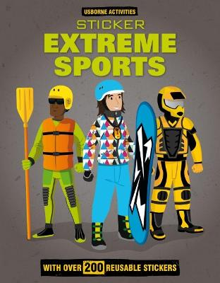Extreme Sports by Lisa Jane Gillespie
