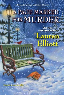 Page Marked for Murder book