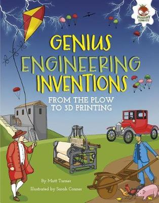 Genius Engineering Inventions by Matt Turner