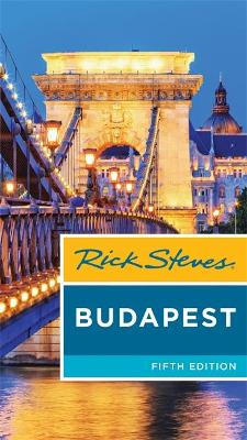 Rick Steves Budapest, 5th Edition by Cameron Hewitt
