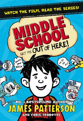 Middle School: Get Me Out of Here! book