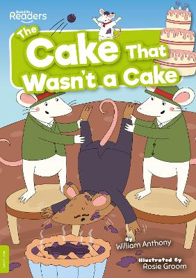 The Cake That Wasn't a Cake book