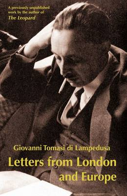 Letters from London and Europe by Giuseppe Tomasi di Lampedusa