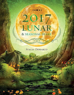 2017 Lunar and Seasonal Diary by Stacey Demarco
