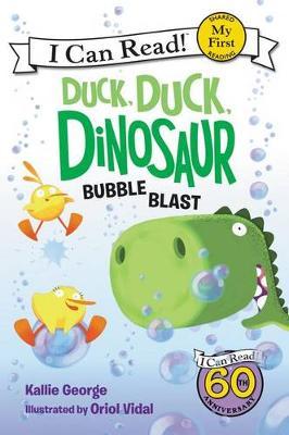 Duck, Duck, Dinosaur book