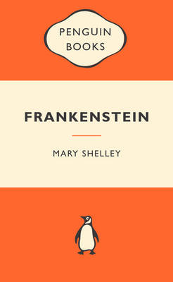 Frankenstein book