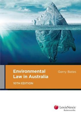 Environmental Law in Australia book