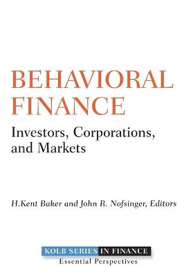 Behavioral Finance by John R. Nofsinger