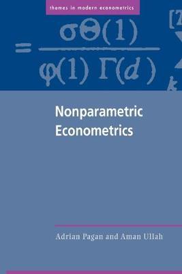 Nonparametric Econometrics book
