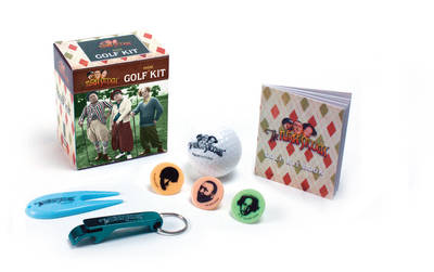 The Three Stooges Golf Kit by Sam Stall