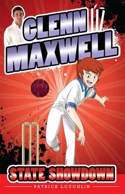 Glenn Maxwell 3 by Patrick Loughlin