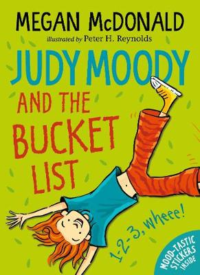 Judy Moody and the Bucket List by Megan McDonald