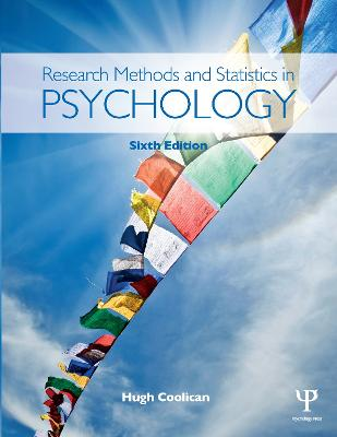 Research Methods and Statistics in Psychology by Hugh Coolican
