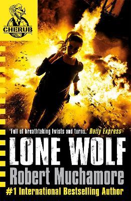 CHERUB: Lone Wolf book