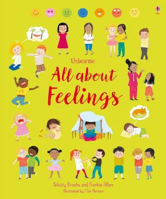 All About Feelings by Felicity Brooks