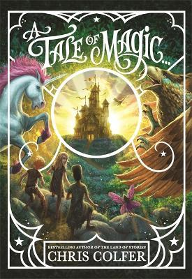 A Tale of Magic... book