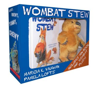 Wombat Stew Plush Boxed Set by Marcia,K Vaughan