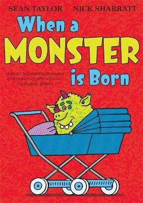 When A Monster Is Born book