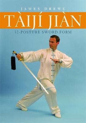 Taiji Jian 32-Posture Sword Form book