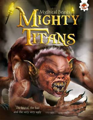 Mighty Titans book
