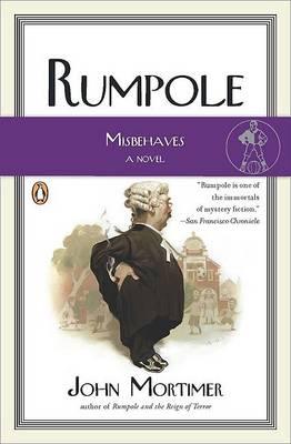 Rumpole Misbehaves book
