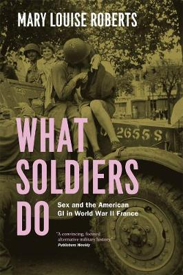 What Soldiers Do book