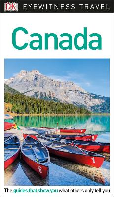DK Eyewitness Travel Guide Canada by DK Travel