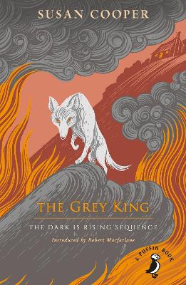 The Grey King: The Dark is Rising sequence by Susan Cooper
