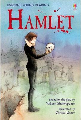 Hamlet by Louie Stowell